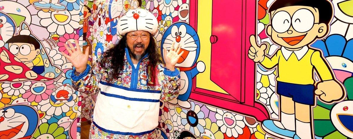 Takashi Murakami se declara en bancarrota