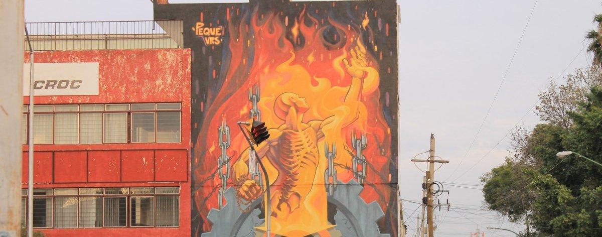 Traza Jalisco, convocatoria para crear arte urbano en Guadalajara