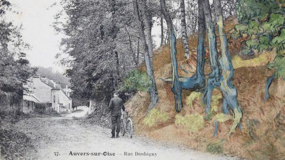 Tree Roots, el paisaje tras la última pintura de Van Gogh