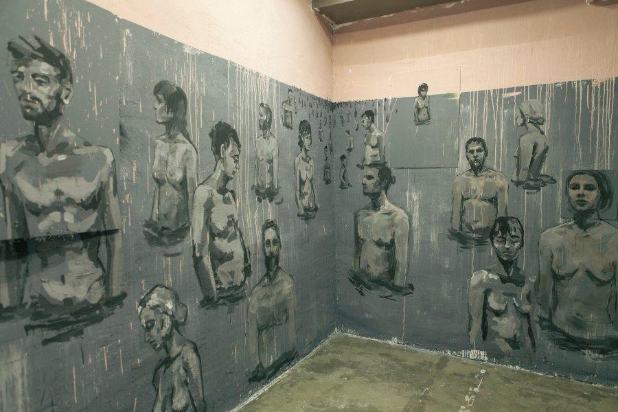 We Collect presenta obras de An Wei