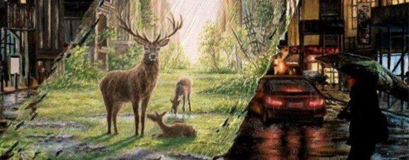 David Ambarzumjan: dos paisajes en un mismo lienzo