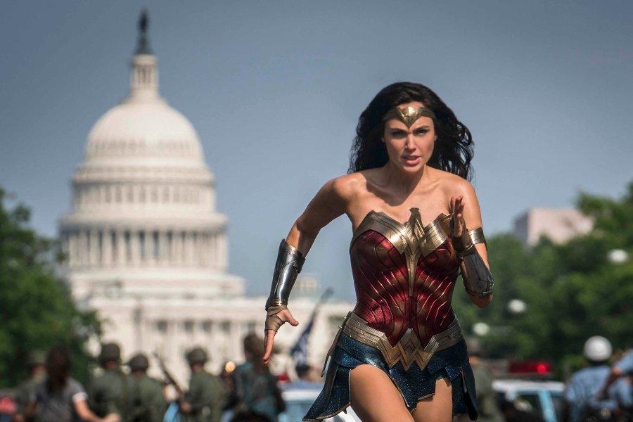 Avance de Wonder Woman 1984