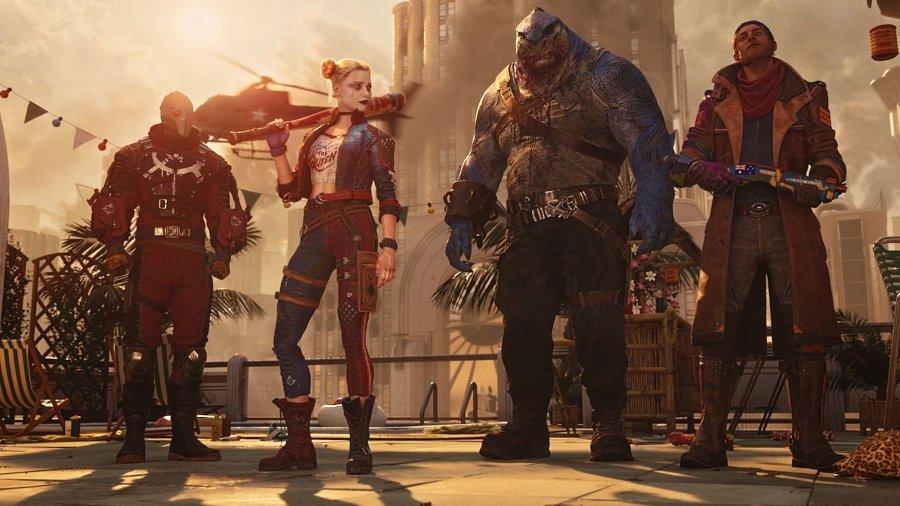 The Suicide Squad: Kill the justice league en los avances de DC Fandome