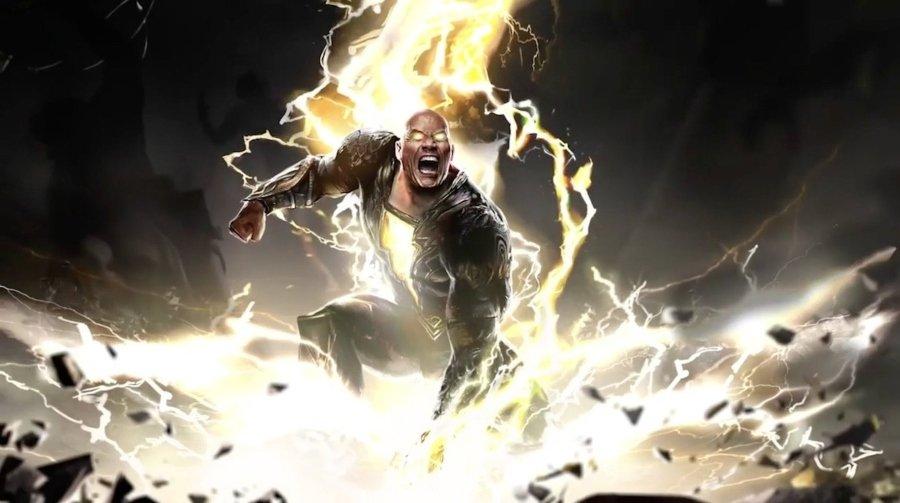 Black Adam estrena un teaser en la DC Fandome