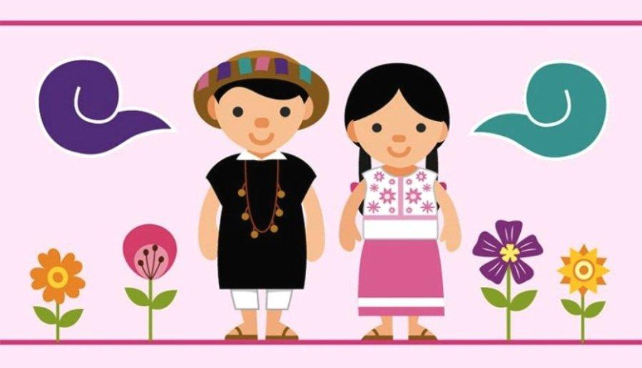 Feria de las Lenguas Indígenas Nacionales ilustración