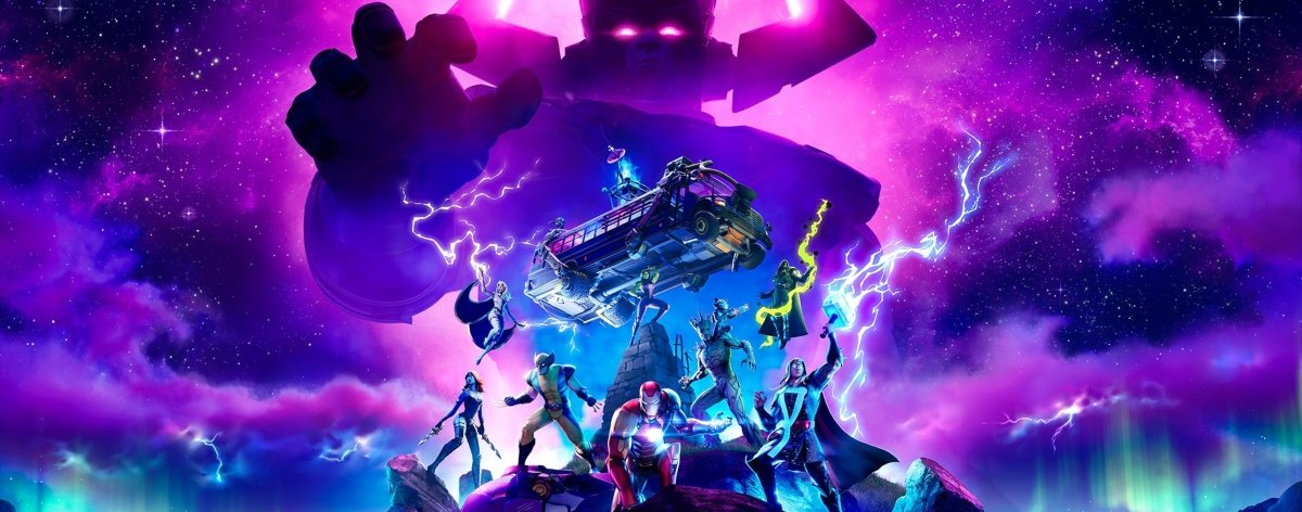 Fortnite y Marvel unidos en nueva temporada