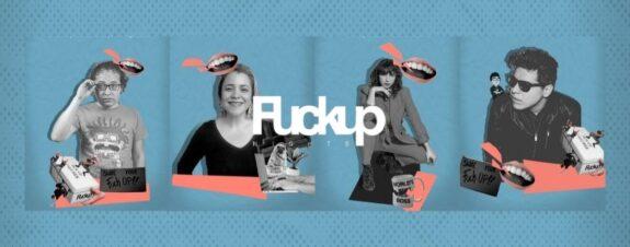 Próxima Fuckup Night  presenta a Zaruhy Sangochian