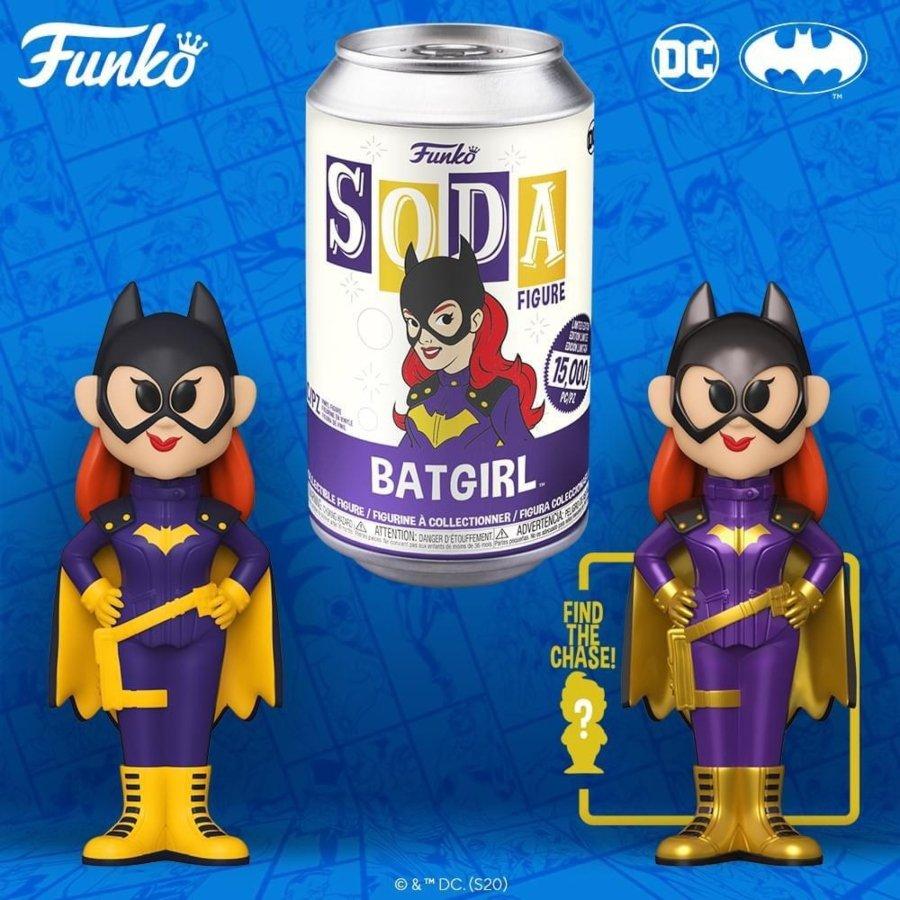 Funko Soda de Batgirl