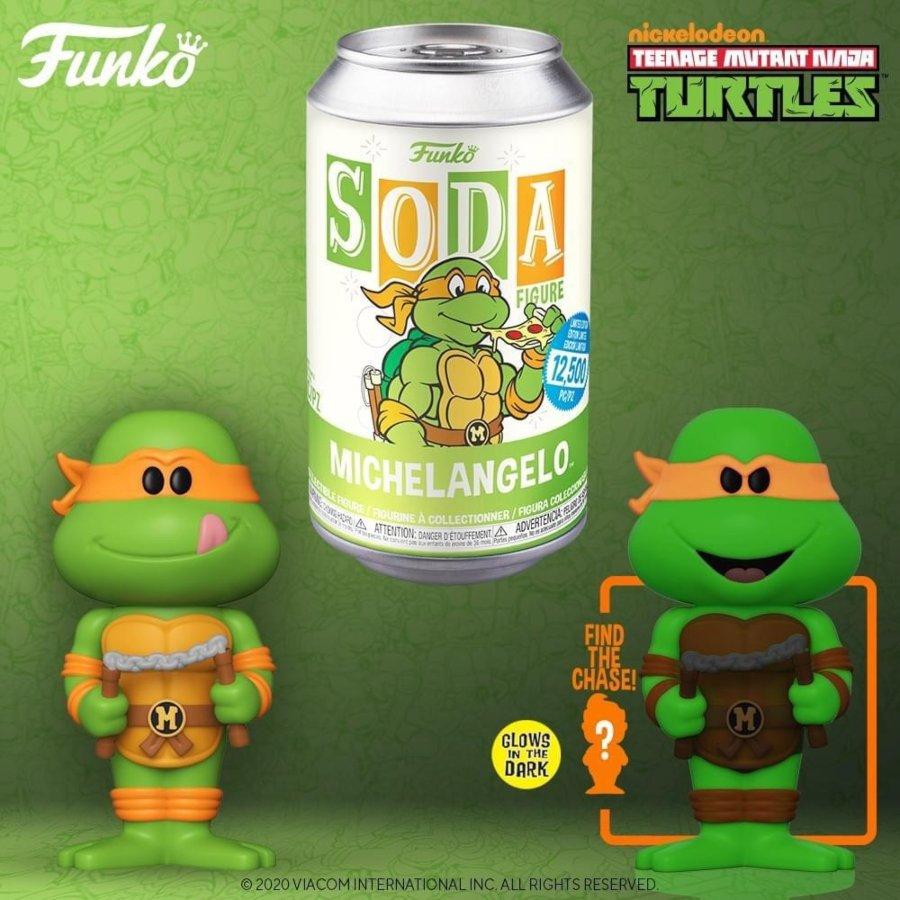 Funko Soda de Miguel Angel