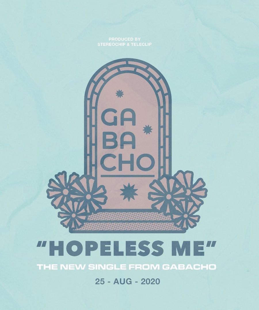 Portada del nuevo sencillo de Gabacho