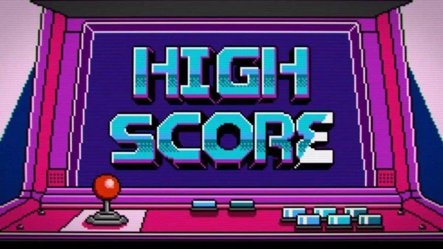 Banne roficial del nuevo documental de Netflix sobre videojuegos, High Score