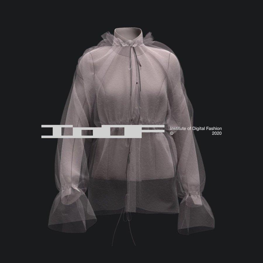 Diseño digital del Institute of Digital Fashion