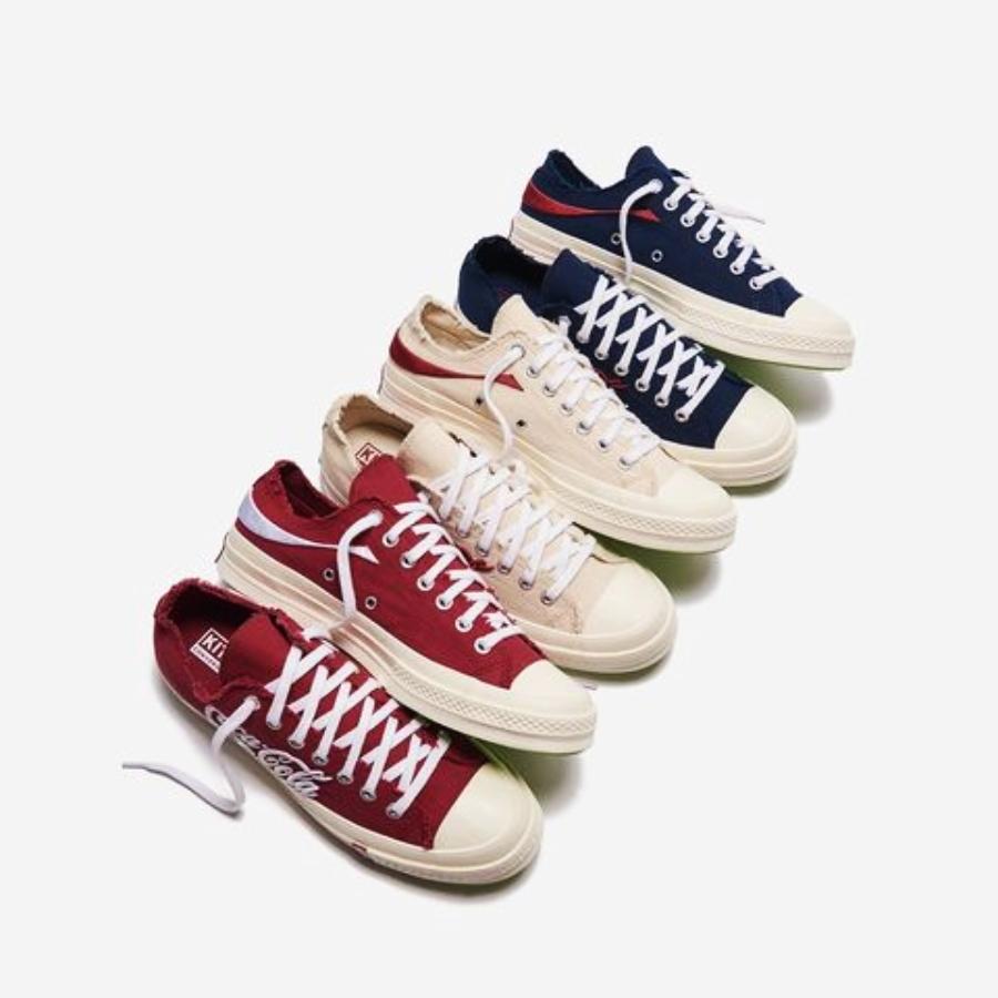 Sneakers con toques vintage