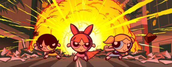 Las Chicas Superpoderosas  llegarán con un live-action