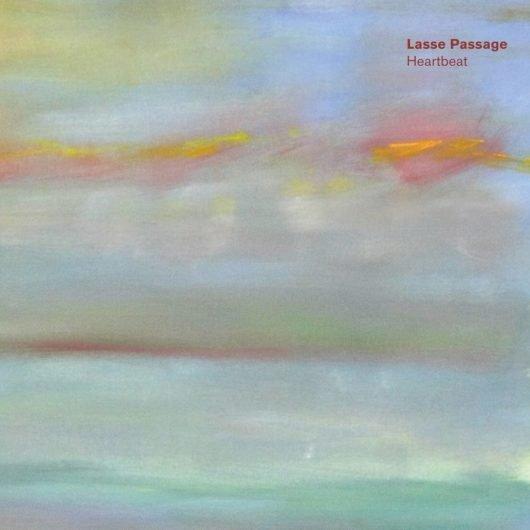 Portada del sencillo eartbeat de Lasse Passage