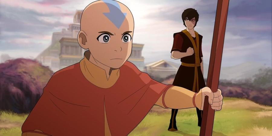 Personajes de la serie animada original de Avatar: La leyenda de AAng