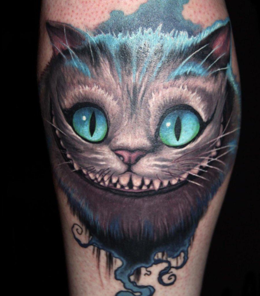 Los tatuajes de gatitos más cute