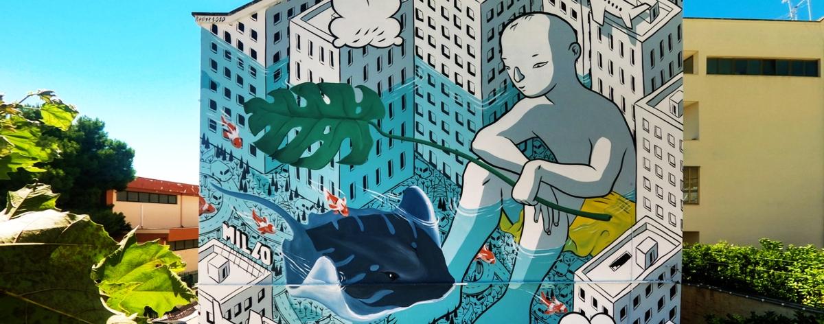 Mejores murales de agosto según All City Canvas