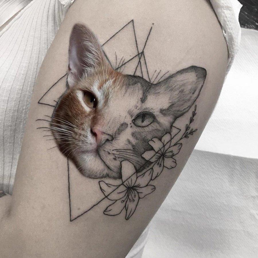 Los tatuajes de gatitos más cute de Instagram