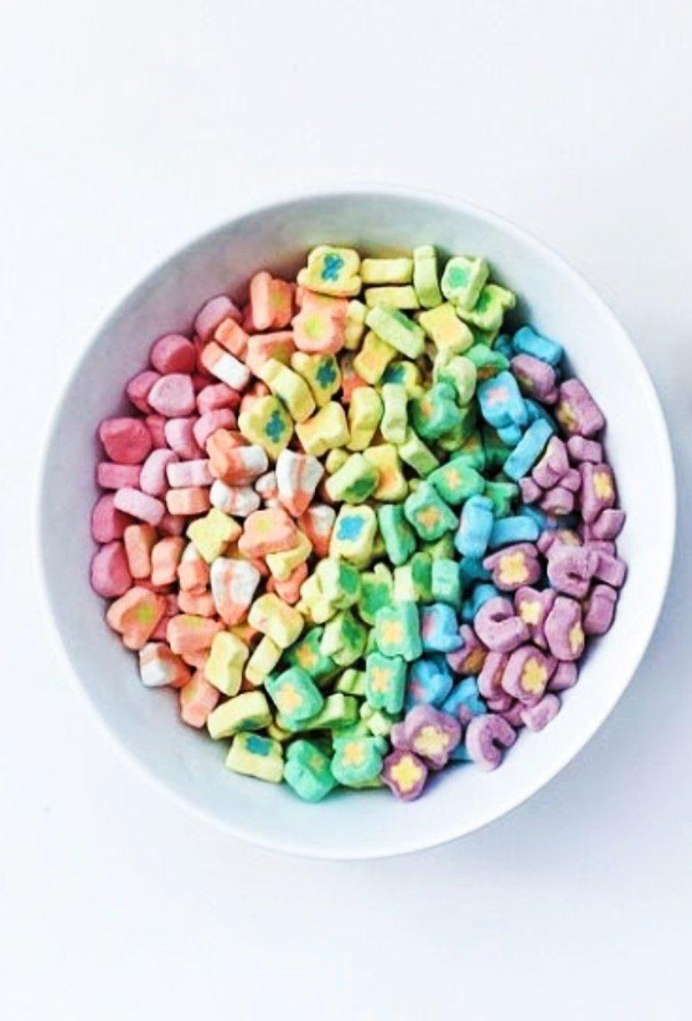 Lucky Charms lanzará cereal de puros malvaviscos