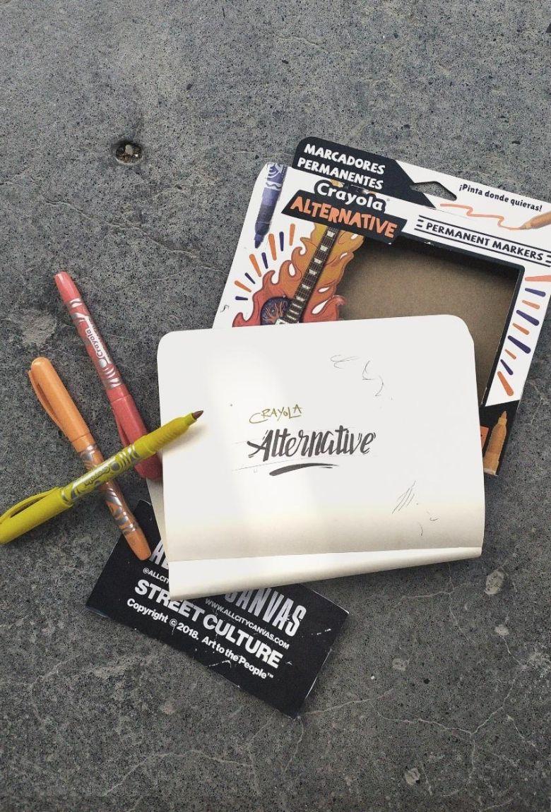 Street art y las infinitas herramientas para crear