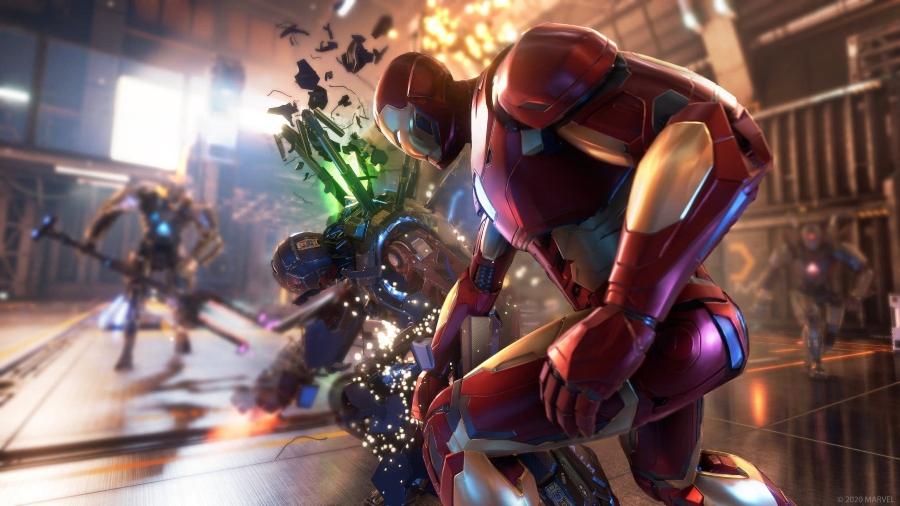 Escena de las batallas del videojuego