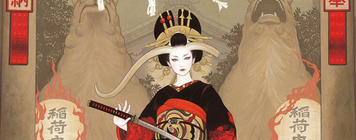 Miki Katoh, geishas en la cultura oriental y occidental