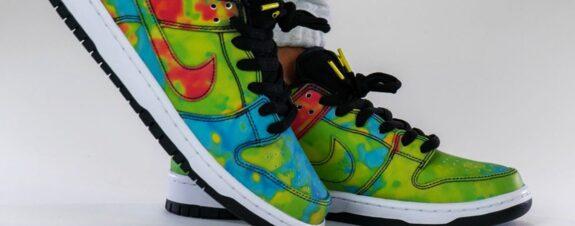 Civilist x Nike con drop inspirado en la cultura rave
