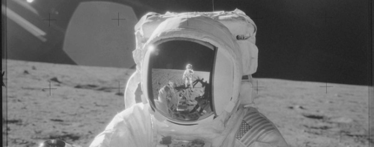 Programa Apollo publica imágenes de sus misiones