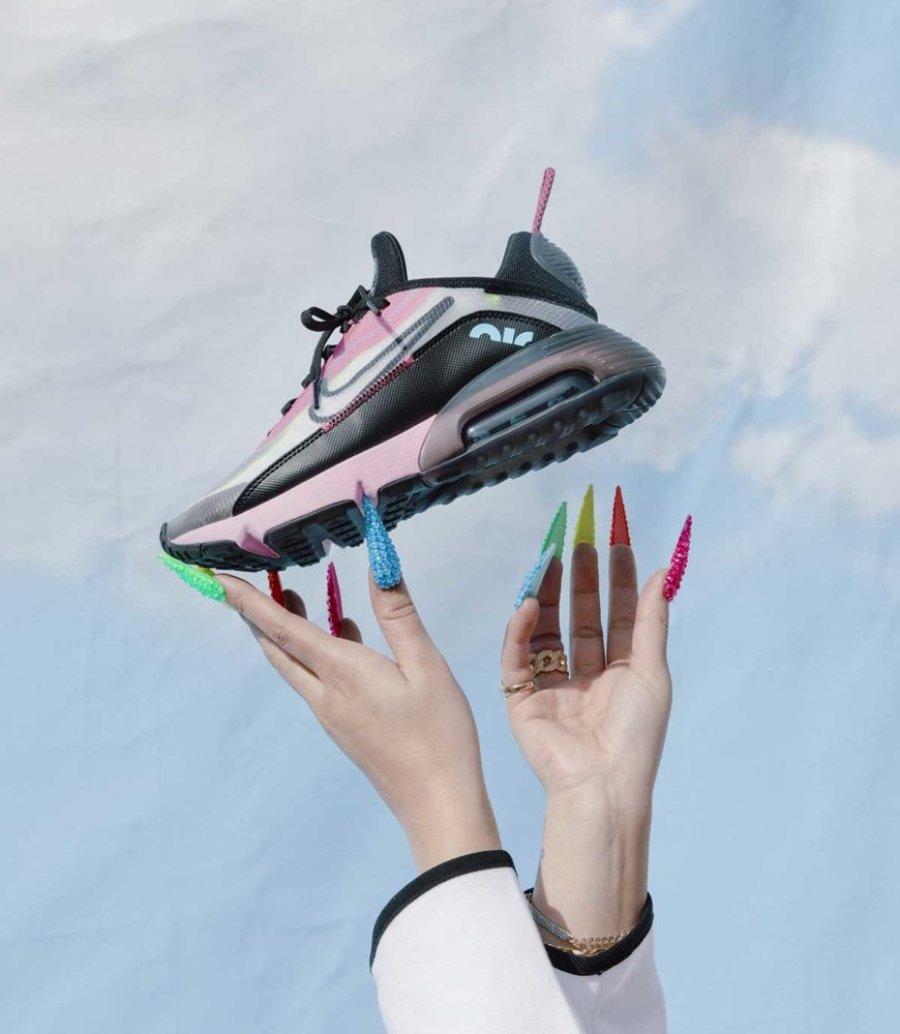 Nuevas Air Max 2090, la primera zapatilla de Nike mostrada por Rosalía