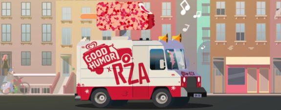 RZA y Good Humor crean nueva canción de los helados