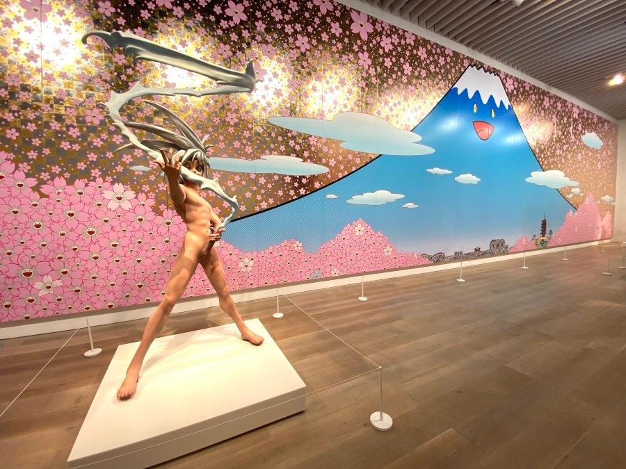 Estrellas: seis artistas del arte contemporáneo en Japón, exposición en el museo Muri