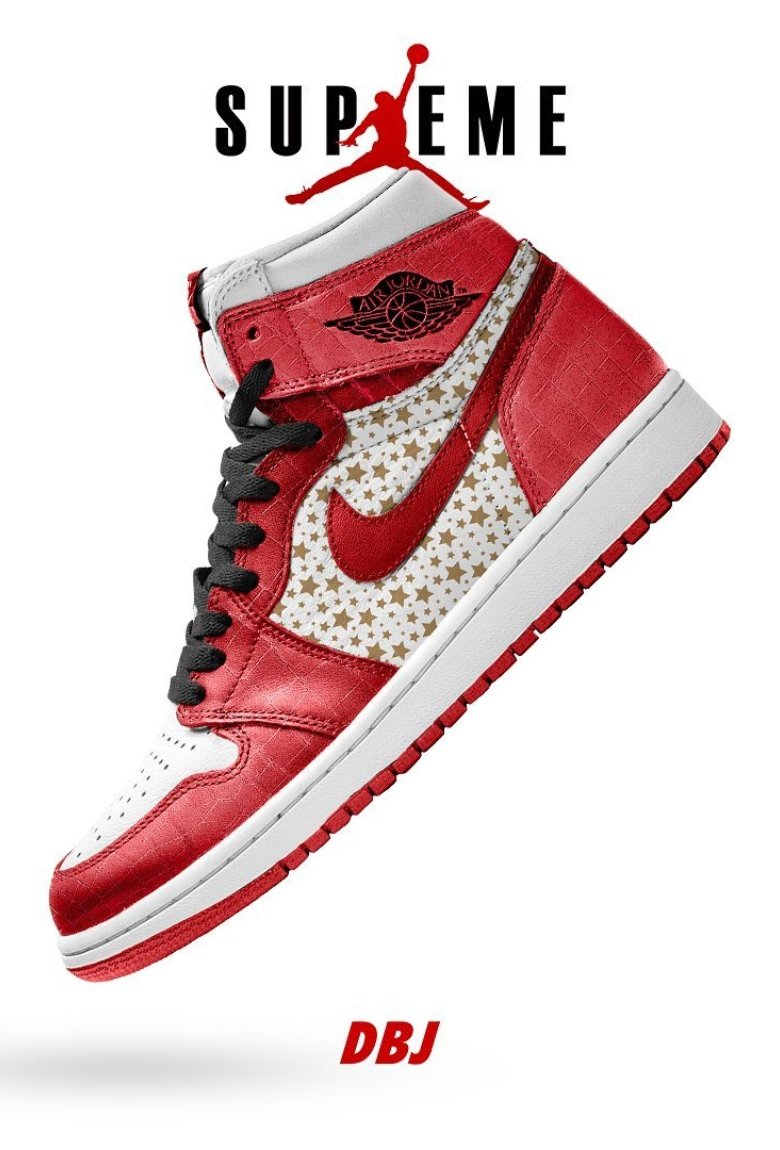 Supreme y Air Jordan podrían lanzar colección