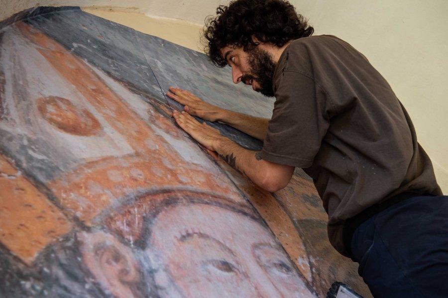 Trame Project y los murales de Snow, Wrong y Ale Senso