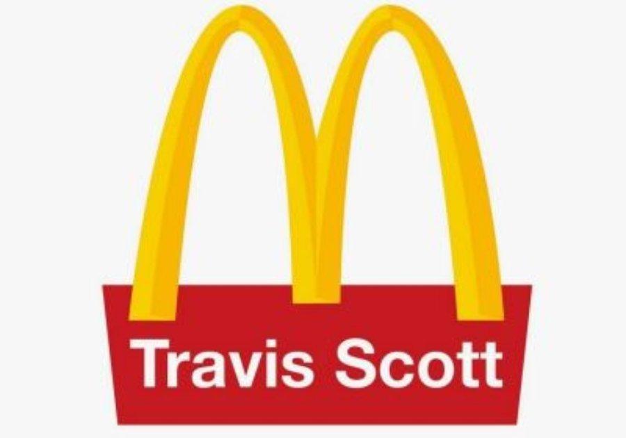 Travis Scott prepara algo con McDonald´s