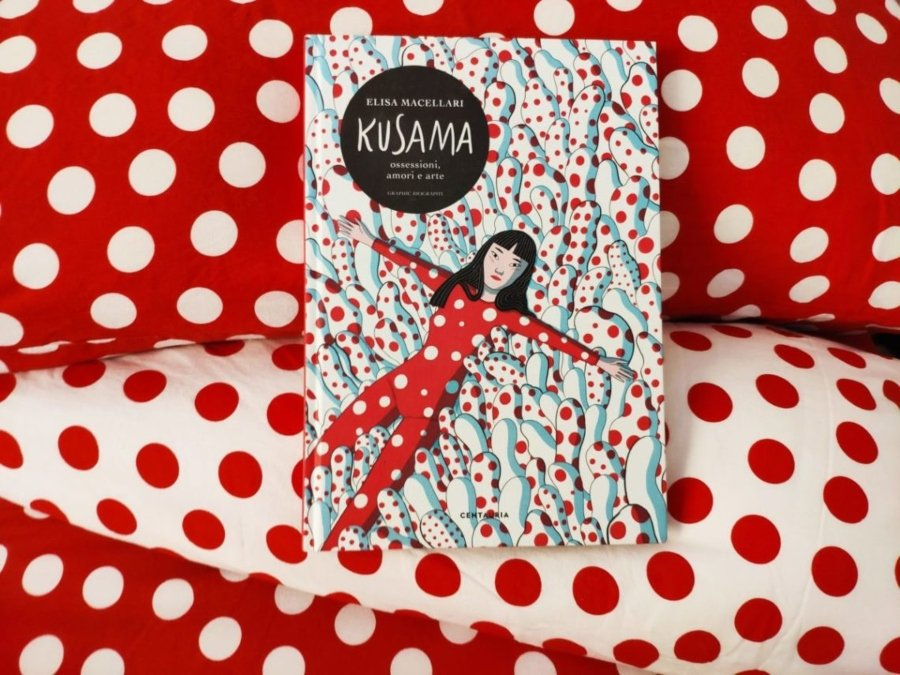 la artista japonesa protagoniza esta novela gráfica