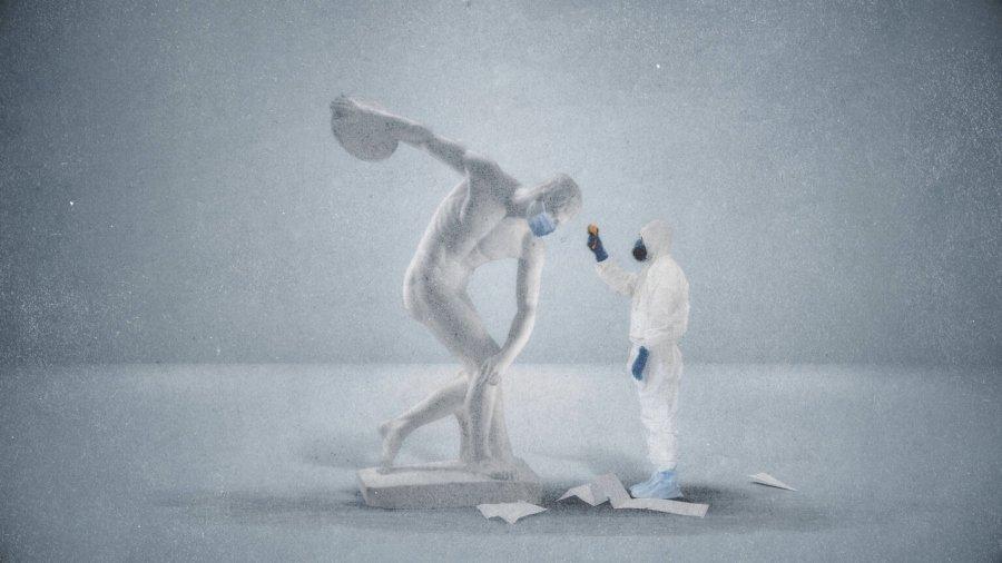 """Escena de """"Á la fin..."""" de Nicolas Lichtle"""