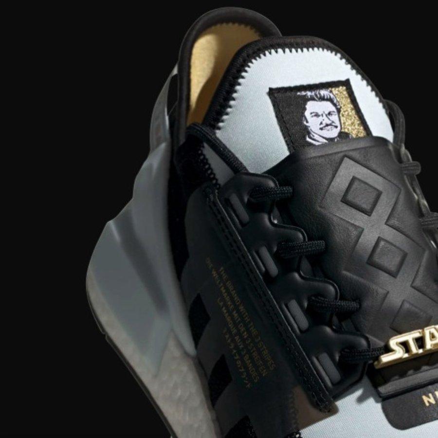 """Adidas lanza colección """"El imperio Contraataca"""""""