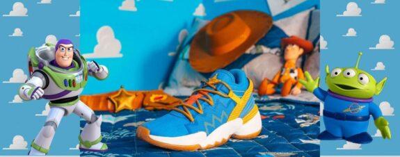 Adidas y Pixar lanzan sneakers de Toy Story