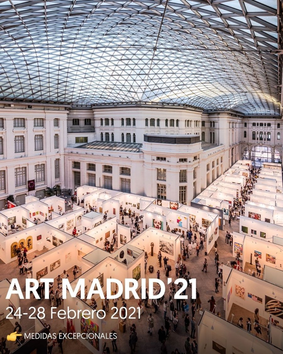 Fechas de Art Madrid 2021