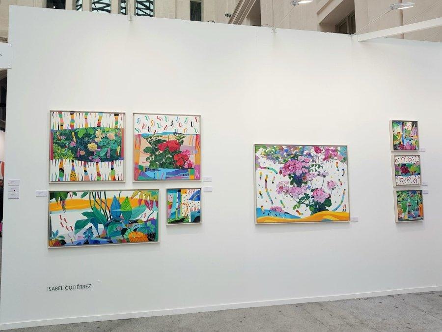 Galerías durante Art Madrid 2020