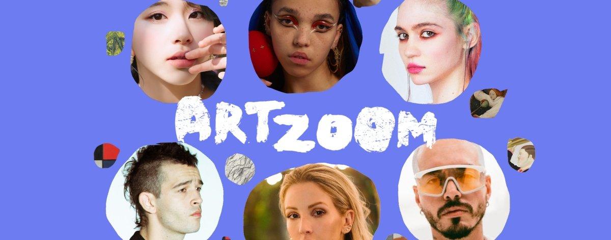 Art Zoom: los artistas del momento enseñan arte