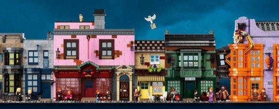 El Callejón Diagon llega con su set de LEGO