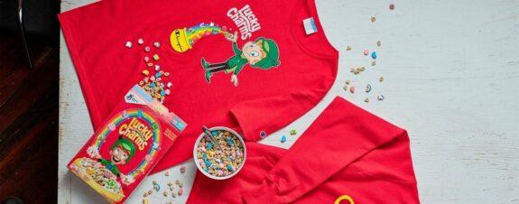 Generall Mills y Champion: colección para amantes del cereal