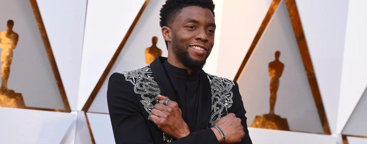 Chadwick Boseman es recordado en video de Marvel
