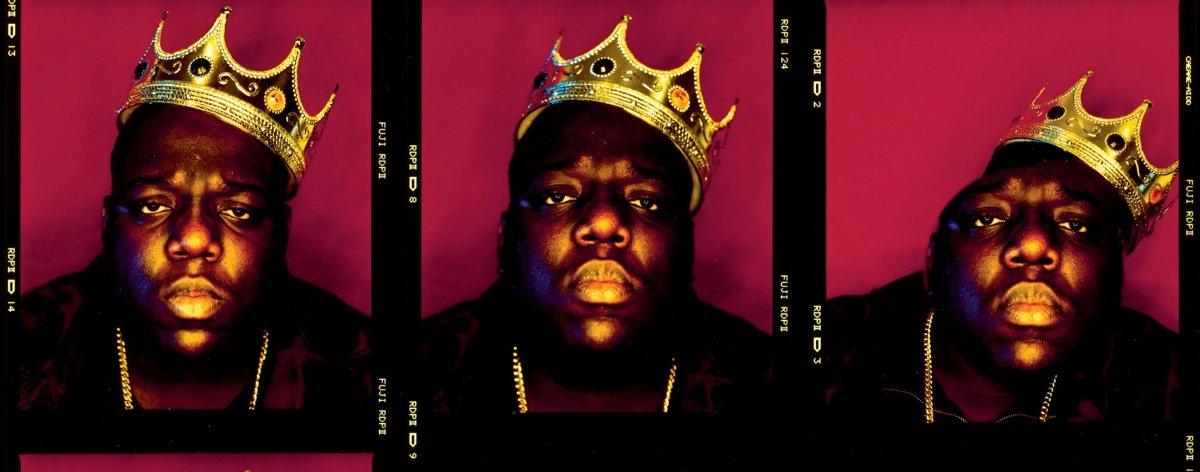 Corona de Notorious B.I.G. subastada en medio millón de dólares