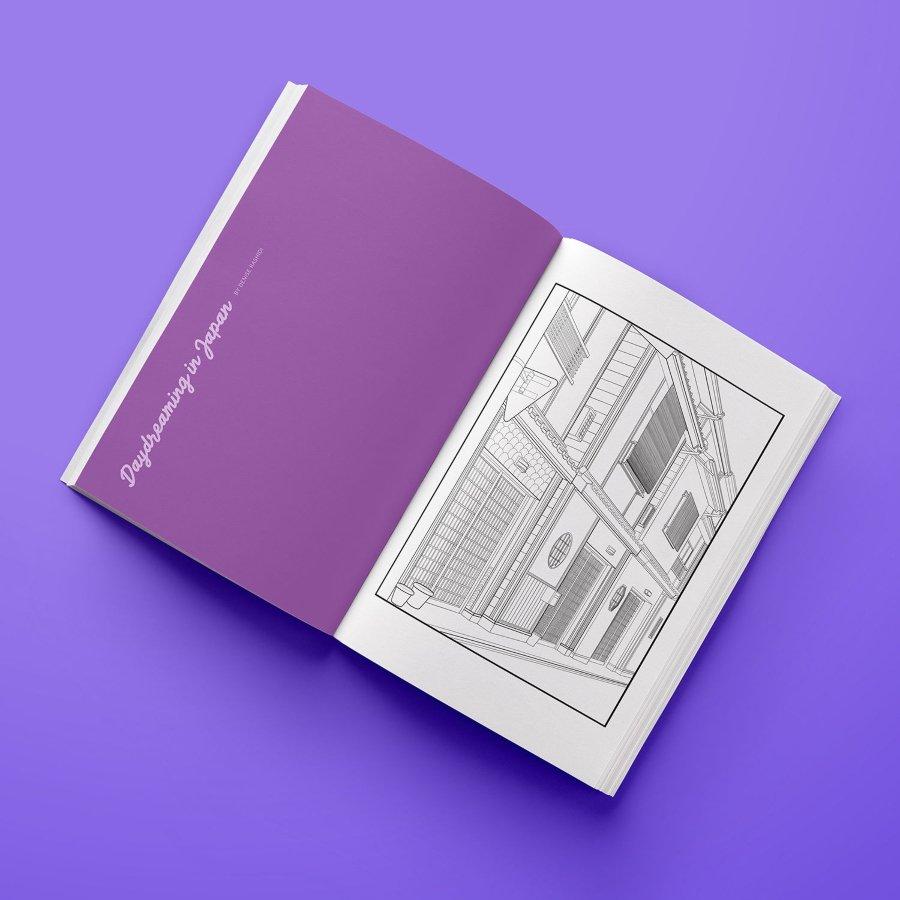 Denise Rashidi presenta un libro inspirado en Japón