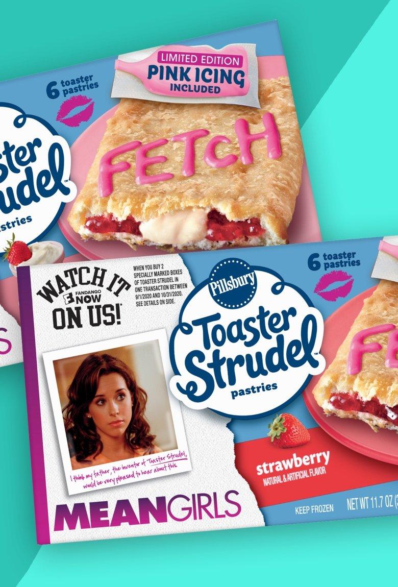 El Toaster Strudel de Mean Girls ya está a la venta