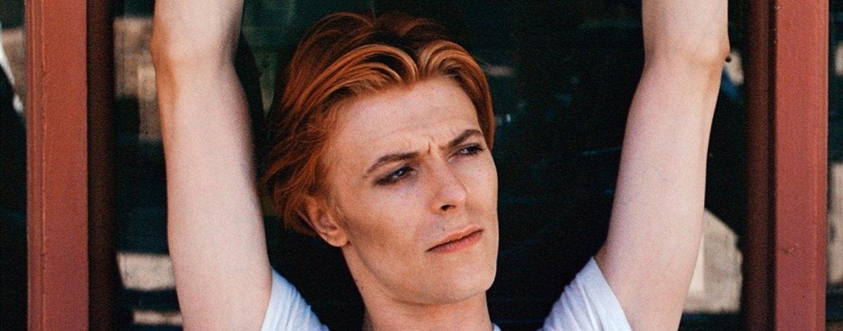 Geoff MacCormack presenta exposición sobre Bowie