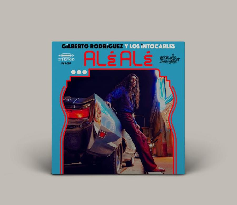 Portada de Alé Alé, nuevo sencillo de Gilberto Rodríguez y Los Intocables